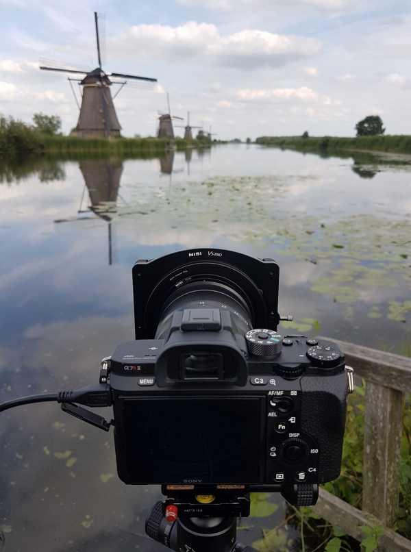 NiSi en Kinderdijk