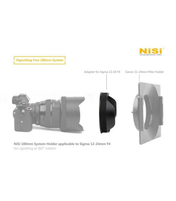 Adapter Sigma 12-24 f4