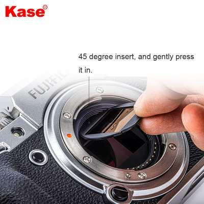 filtro kase clipin para fuji x