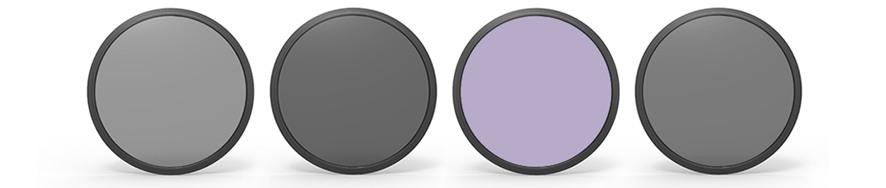 portafiltros haida m15 filtros magneticos