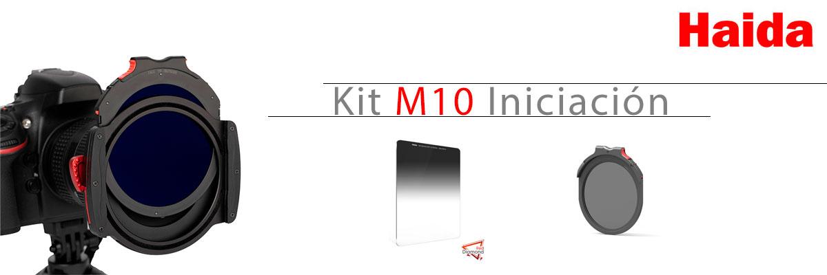 Kit M10 Haida Iniciacion