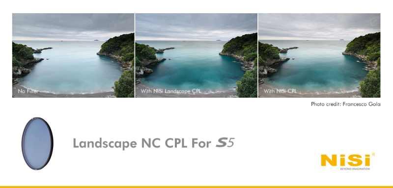 Polarizador S5 Landscape