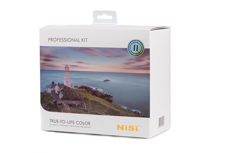 PACK PROFESIONAL NiSi II 100mm