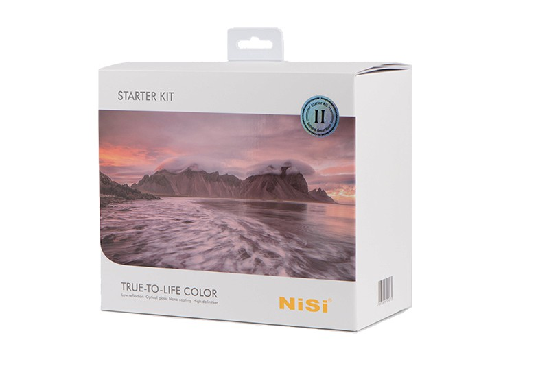 NiSi STARTER KIT II 100mm